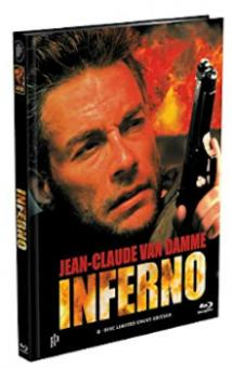 Inferno (Limited Mediabook, Blu-ray+DVD, Cover A) (1999) [FSK 18] [Blu-ray]