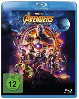 Avengers: Infinity War (2018) [Blu-ray]