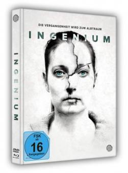Ingenium (Limited Mediabook, Blu-ray+DVD) (2019) [Blu-ray]