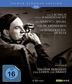 Ingmar Bergman Edition (4 Discs) [Blu-ray]