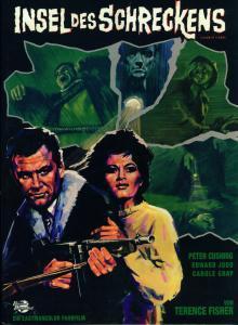 Insel des Schreckens (Große Hartbox, Cover B) (1966) [Gebraucht - Zustand (Gut)]