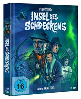 Insel des Schreckens (Limited Mediabook, Blu-ray+DVD, Cover A) (1966) [Blu-ray]