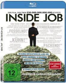 Inside Job (2010) [Blu-ray]