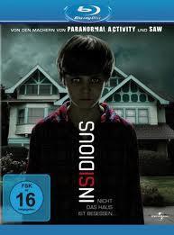Insidious (2010) [Blu-ray]