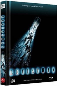 Leviathan (Limited Mediabook, Blu-ray+DVD, Cover C) (1989) [Blu-ray]