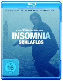 Insomnia - Schlaflos (2002) [Blu-ray]