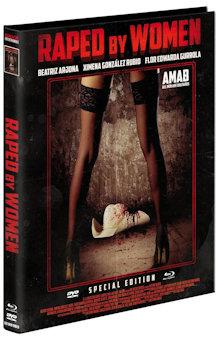 Raped by Women (Limited Mediabook, Blu-ray+DVD, Cover B) (2014) [FSK 18] [Blu-ray]