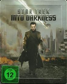 Star Trek Into Darkness (Limited Steelbook) (2013) (3D Blu-ray + Blu-ray + DVD + Digital Copy) [3D Blu-ray]