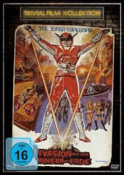 Invasion aus dem Innern der Erde (Limited Edition, Blu-ray+DVD) (1975) [Blu-ray]