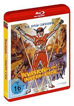 Invasion aus dem Innern der Erde (1975) [Blu-ray]