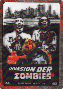 Das Leichenhaus der lebenden Toten (Invasion der Zombies) (Metalpak) (1974) [FSK 18]