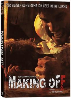 Making off (Limited Mediabook, 2 DVDs, Cover B) (2012) [FSK 18]
