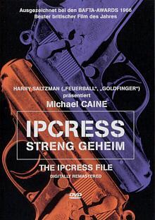Ipcress - Streng geheim (1965)