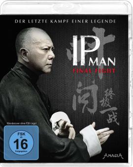 IP Man - Final Fight (2013) [Blu-ray]