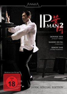 Ip Man 2 (Special Edition, 2 Discs) (2010) [FSK 18]
