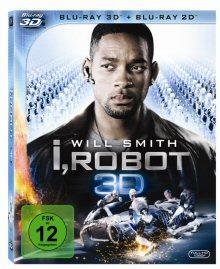 I, Robot (inkl. 2D blu-ray) (2004) [3D Blu-ray]