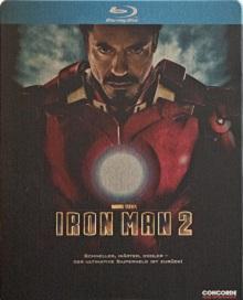 Iron Man 2 (Steelbook) (2009) [Blu-ray]