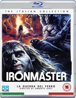 Ironmaster (Blu-ray+DVD) (1983) [UK Import] [Blu-ray]