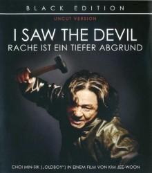 I Saw the Devil (Black Edition, Uncut) (2010) [FSK 18] [Blu-ray]