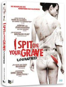 I Spit on your Grave (Unrated) (2010) [FSK 18] [Blu-ray]