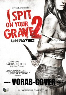 I Spit on Your Grave 2 (uncut, im Schuber) (2013) [FSK 18] [Blu-ray]