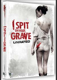 I Spit on your Grave (Limited Uncut Mediabook, Blu-ray+DVD, Cover A) (2010) [FSK 18] [Blu-ray]