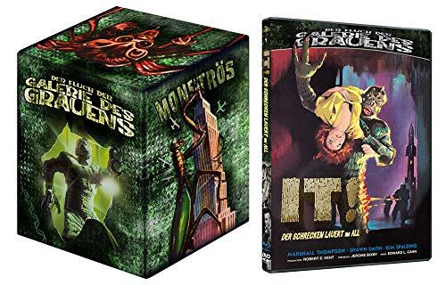 IT -  Der Schrecken lauert im All ( incl. Sammlerbox - Der Fluch der Galerie des Grauens) - Limited Edition auf 1300 Stück (+ DVD) (1958) [Blu-ray]