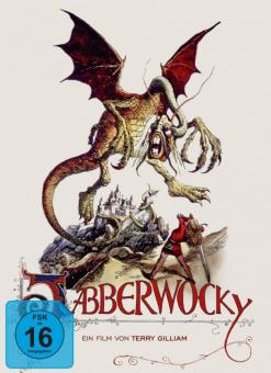 Jabberwocky (Limited Mediabook, Blu-ray+DVD) (1977) [Blu-ray]