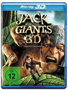 Jack and the Giants (3D Blu-ray + Blu-ray) (2013) [3D Blu-ray]