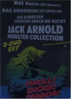 Jack Arnold Monster Collection (3 DVDs) [Gebraucht - Zustand (Sehr Gut)]