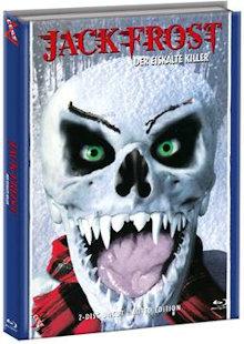Jack Frost - Der eiskalte Killer (Limited Mediabook, Blu-ray+DVD, Cover A) (1996) [FSK 18] [Blu-ray]