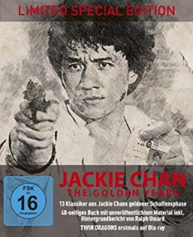 Jackie Chan - The Golden Years (13 Discs, Limited Edition) [Blu-ray]
