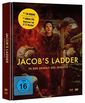 Jacob's Ladder - In der Gewalt des Jenseits (Limited Mediabook, Blu-ray+DVD) (1990) [Blu-ray]