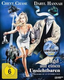 Jagd auf einen Unsichtbaren (Limited Mediabook, Blu-ray+DVD) (1992) [Blu-ray]