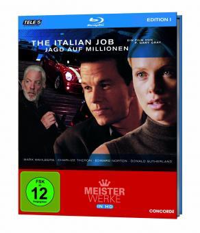 The Italian Job - Jagd auf Millionen (2003) [Blu-ray]