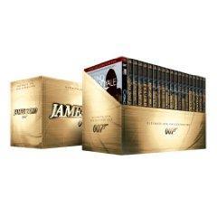 James Bond - Collector's Box-Set (42 DVDs)