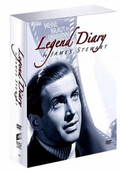 Legend Diary by James Stewart (6 DVDs)