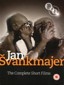 Jan Svankmajer - The Complete Short Films (3 DVDs) [UK Import]