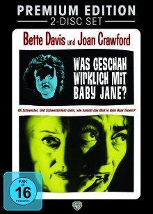 Was geschah wirklich mit Baby Jane? (Premium Edition, 2 DVDs) (1962) [Gebraucht - Zustand (Sehr Gut)]