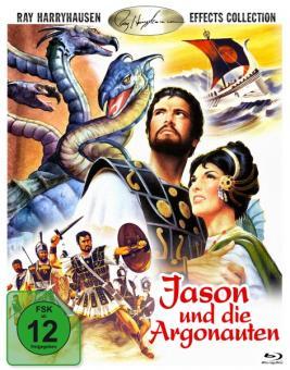 Jason und die Argonauten (1963) [Blu-ray]