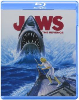 Der weisse Hai 4 - Die Abrechnung (1987) [US Import mit dt. Ton] [Blu-ray]