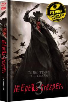 Jeepers Creepers 3 (Limited Mediabook, Blu-ray+DVD, Cover C) (2017) [Blu-ray]