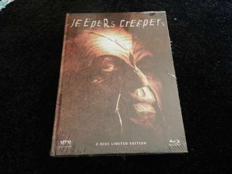 Jeepers Creepers (Limited Mediabook, Blu-ray+DVD, Cover A) (2001) [FSK 18] [Blu-ray]