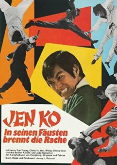 Jen Ko - In seinen Fäusten brennt die Rache (kleine Hartbox) (1973) [FSK 18]