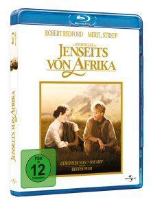 Jenseits von Afrika (1985) [Blu-ray]