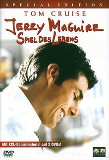 Jerry Maguire - Spiel des Lebens (Special Edition, 2 DVDs) (1996)
