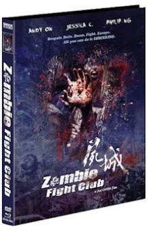 Zombie Fight Club (Limited Mediabook, Blu-ray+DVD, Cover D) (2014) [FSK 18] [Blu-ray]