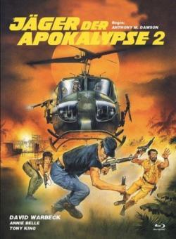 Jäger der Apokalypse 2 (Limited Mediabook, Blu-ray+DVD, Cover B) (1981) [FSK 18] [Blu-ray]