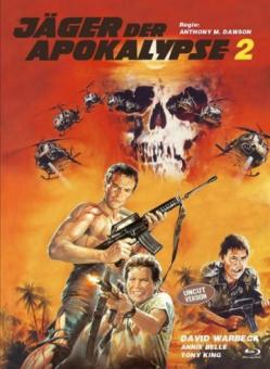 Jäger der Apokalypse 2 (Limited Mediabook, Blu-ray+DVD, Cover C) (1981) [FSK 18] [Blu-ray]