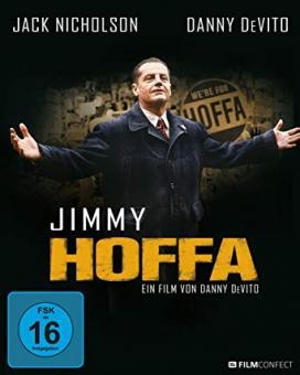 Jimmy Hoffa (Limited Digipak) (1992) [Blu-ray]